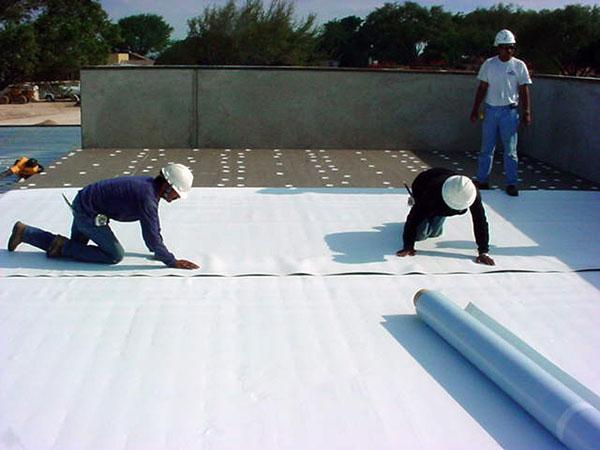 Roofing TPO