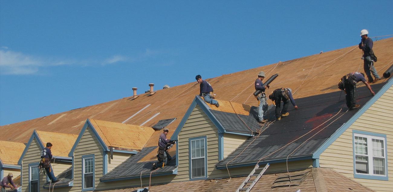 Roofing repairs Toronto